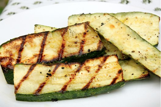 Zucchini On The Grill  Grilled Zucchini The Happy Housewife™ Cooking