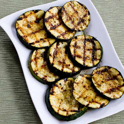 Zucchini On The Grill  Kalyn s Kitchen How to Grill Zucchini Perfect Every Time