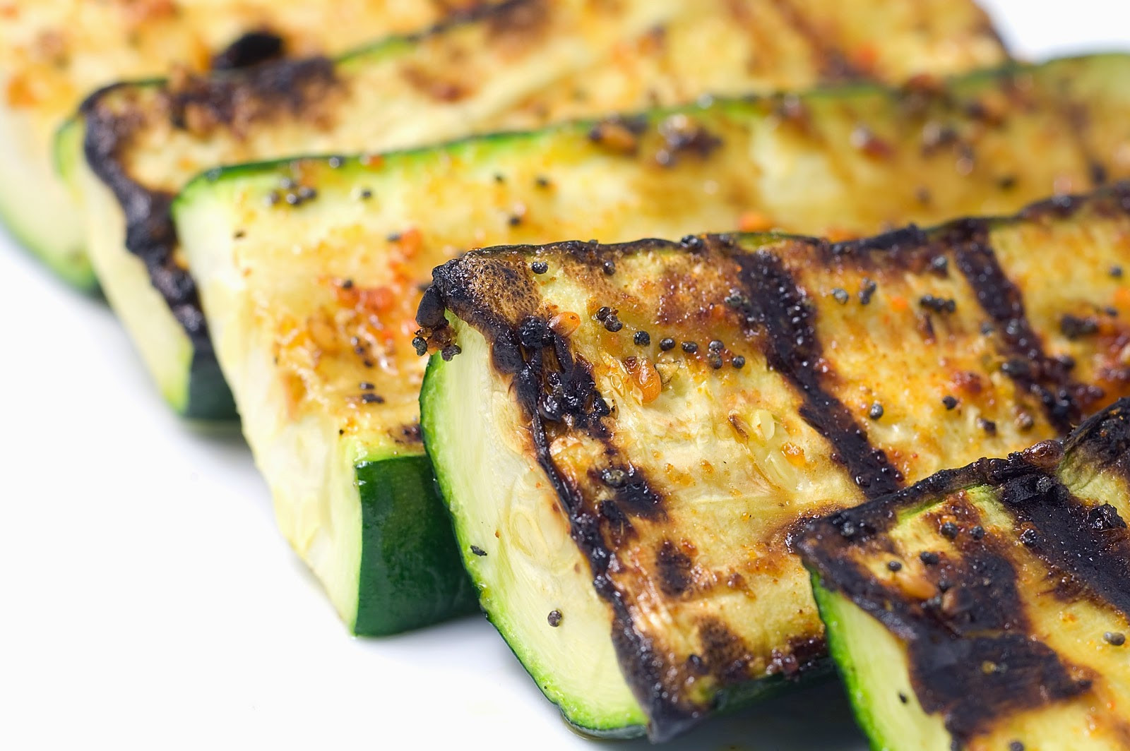 Zucchini On The Grill  Grilled Zucchini — JACLYN STOKES