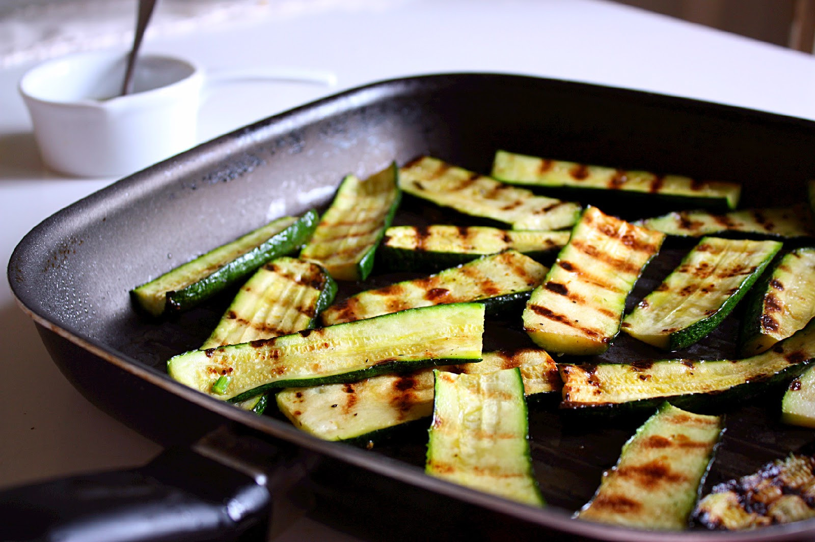 Zucchini On The Grill  The Doctor s Kitchen Grilled Zucchini