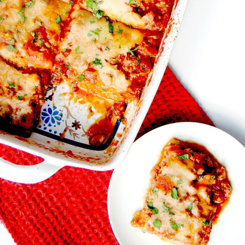 Zucchini Pizza Casserole  Zucchini Pizza Casserole