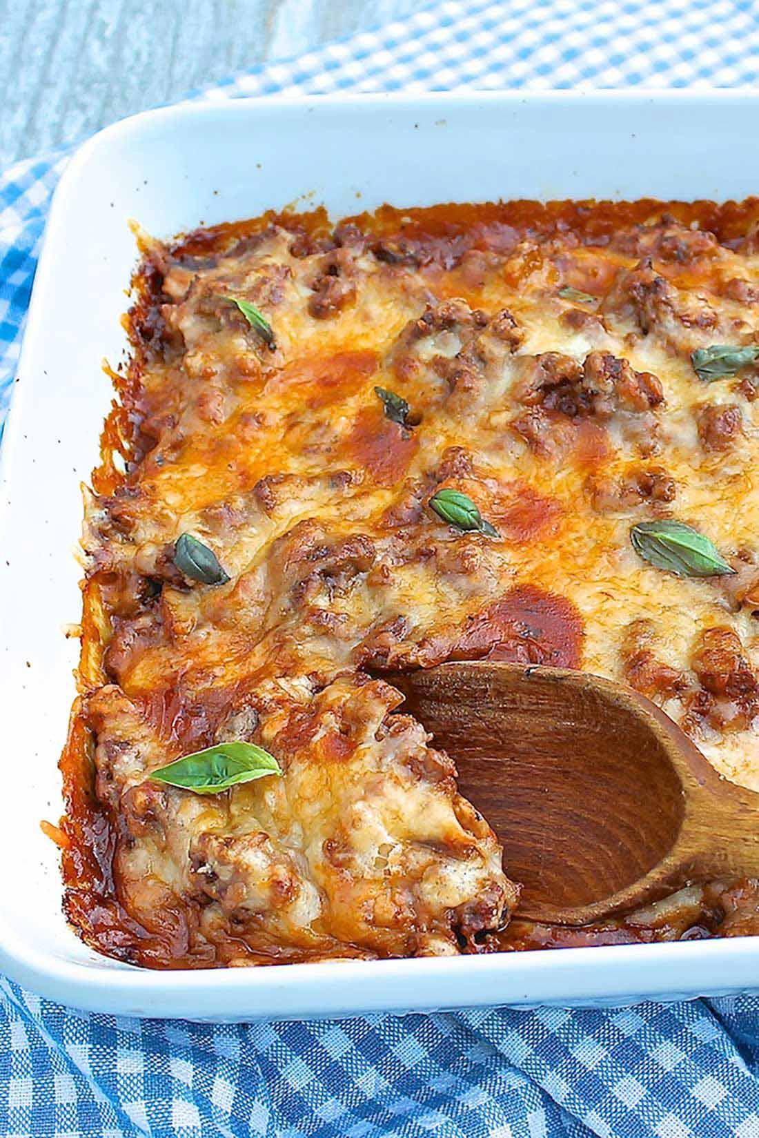 Zucchini Pizza Casserole  Zucchini Pizza Casserole — The Fountain Avenue Kitchen