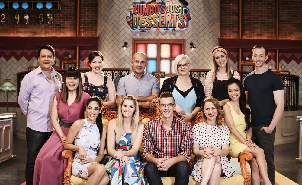 Zumbo'S Just Desserts Cancelled  Zumbo s Just Desserts Fails To Rise In The Ratings B&T