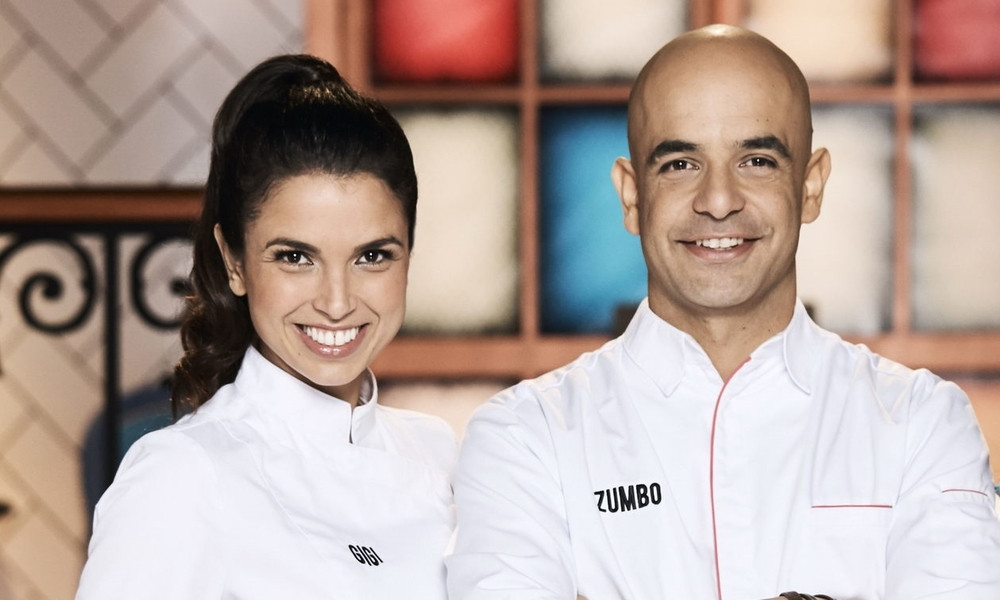 Zumbo'S Just Desserts Gigi  Brazilian Pastry Chef Gigi Falanga joins Zumbo s Just