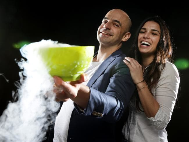 Zumbo'S Just Desserts Gigi  Channel Seven to screen Zumbo's Just Desserts three times
