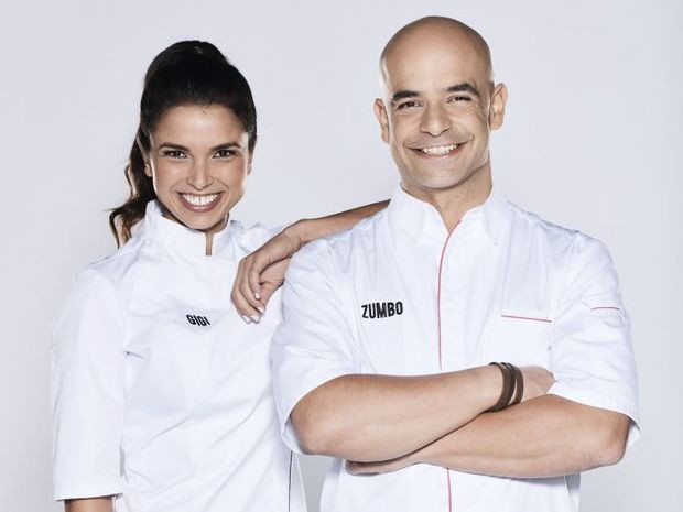 Zumbo'S Just Desserts Gigi  Zumbo crashes TV ratings race as Survivor viewership slips