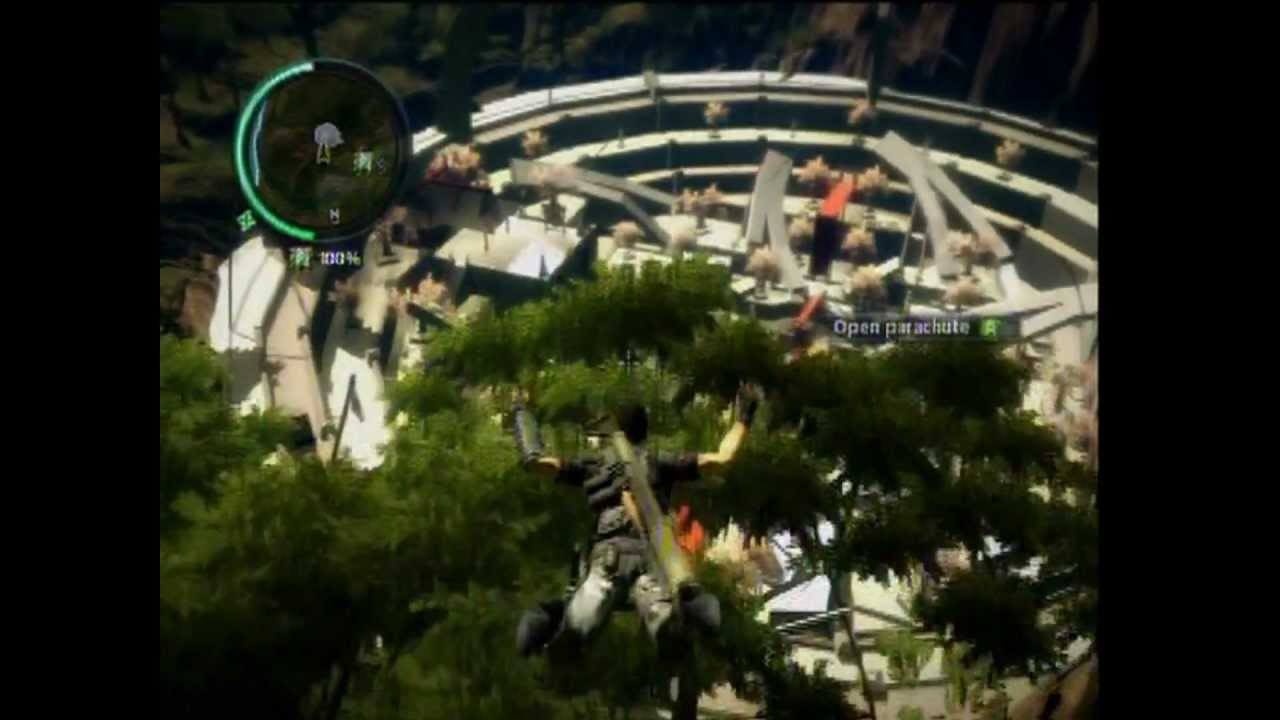 Zumbo'S Just Desserts Location  Just Cause 2 Cool locations and unmarked places