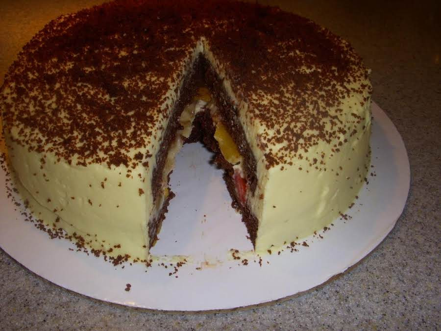 Zumbo'S Just Desserts Recipes  Brown Derby Cake Recipe