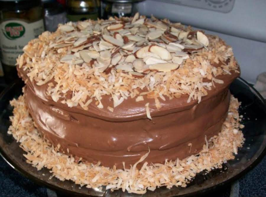 Zumbo'S Just Desserts Recipes  Diane s Almond Joy Cake Recipe 4