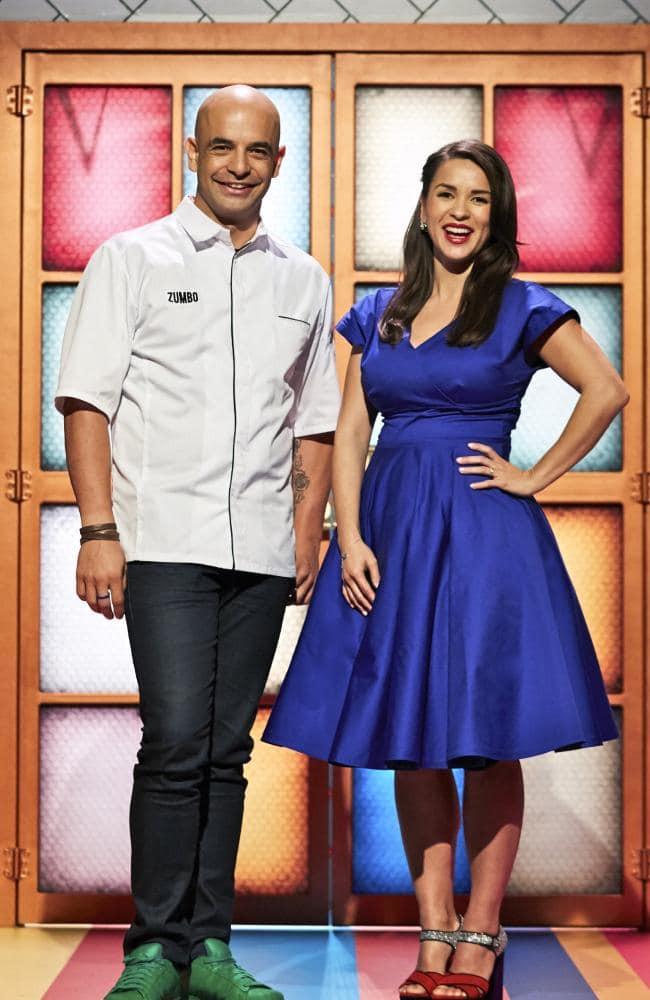 Zumbo'S Just Desserts Season 2 Release Date  Just Desserts Rachel Khoo and Adriano Zumbo's puddings