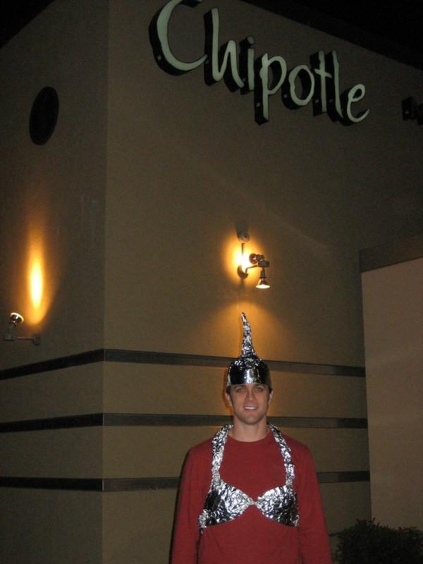 $3 Burritos At Chipotle On Halloween  PSA Chipotle offering $3 burritos on Halloween