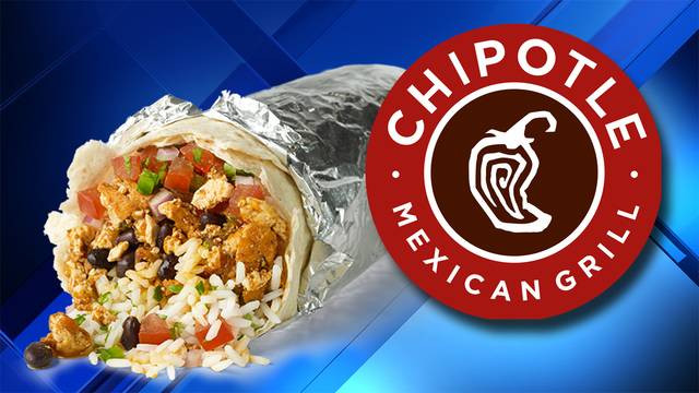 $3 Burritos At Chipotle On Halloween  Chipotle offering $3 burritos on Halloween