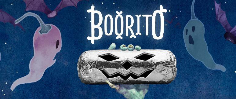 $3 Burritos At Chipotle On Halloween  $3 Burritos Bowl & Taco With Chipotle s Halloween