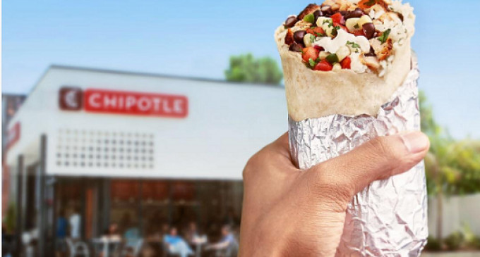 3 Chipotle Burritos Halloween  Chipotle Is fering A $3 00 Burrito Halloween But