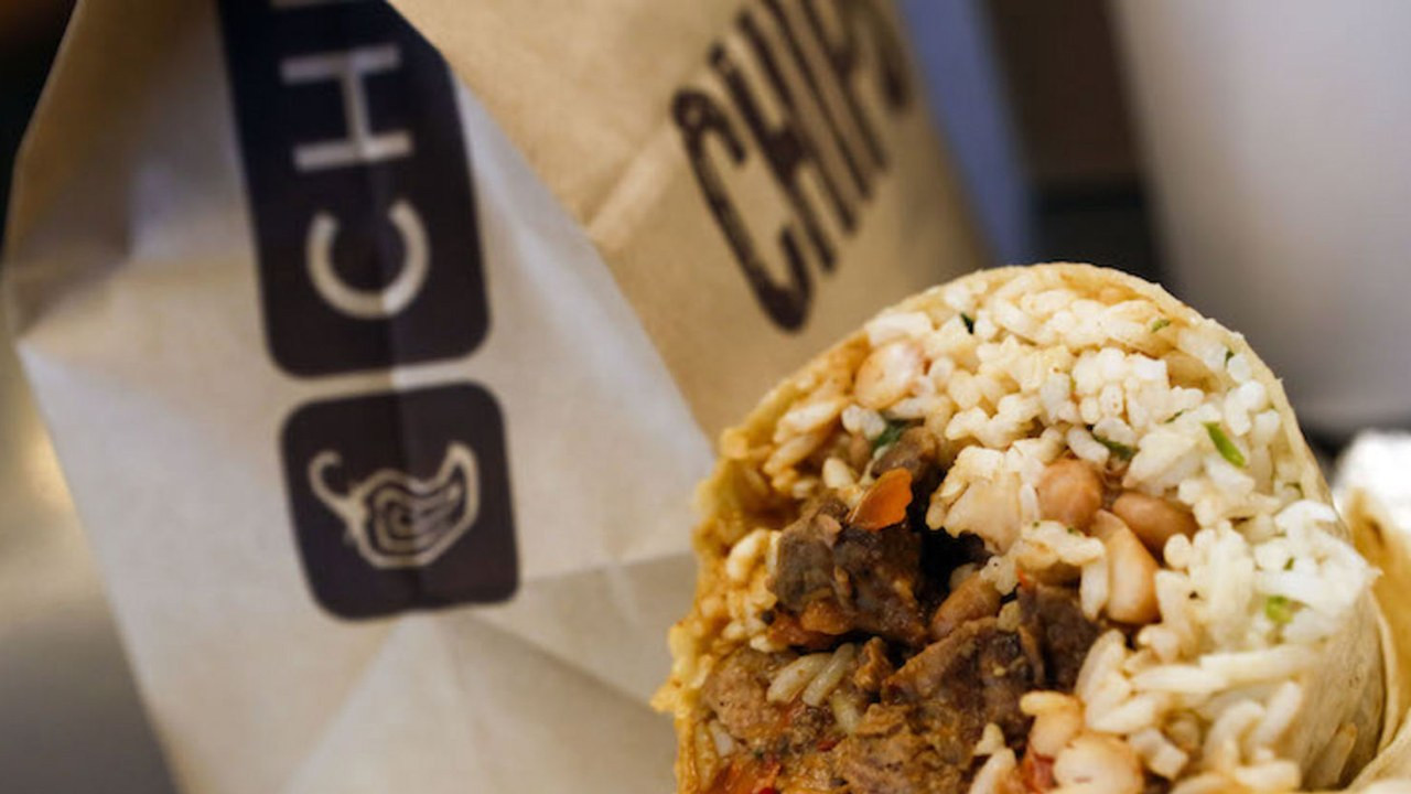 3 Chipotle Burritos Halloween  Chipotle is fering Customers $3 Burritos Today For