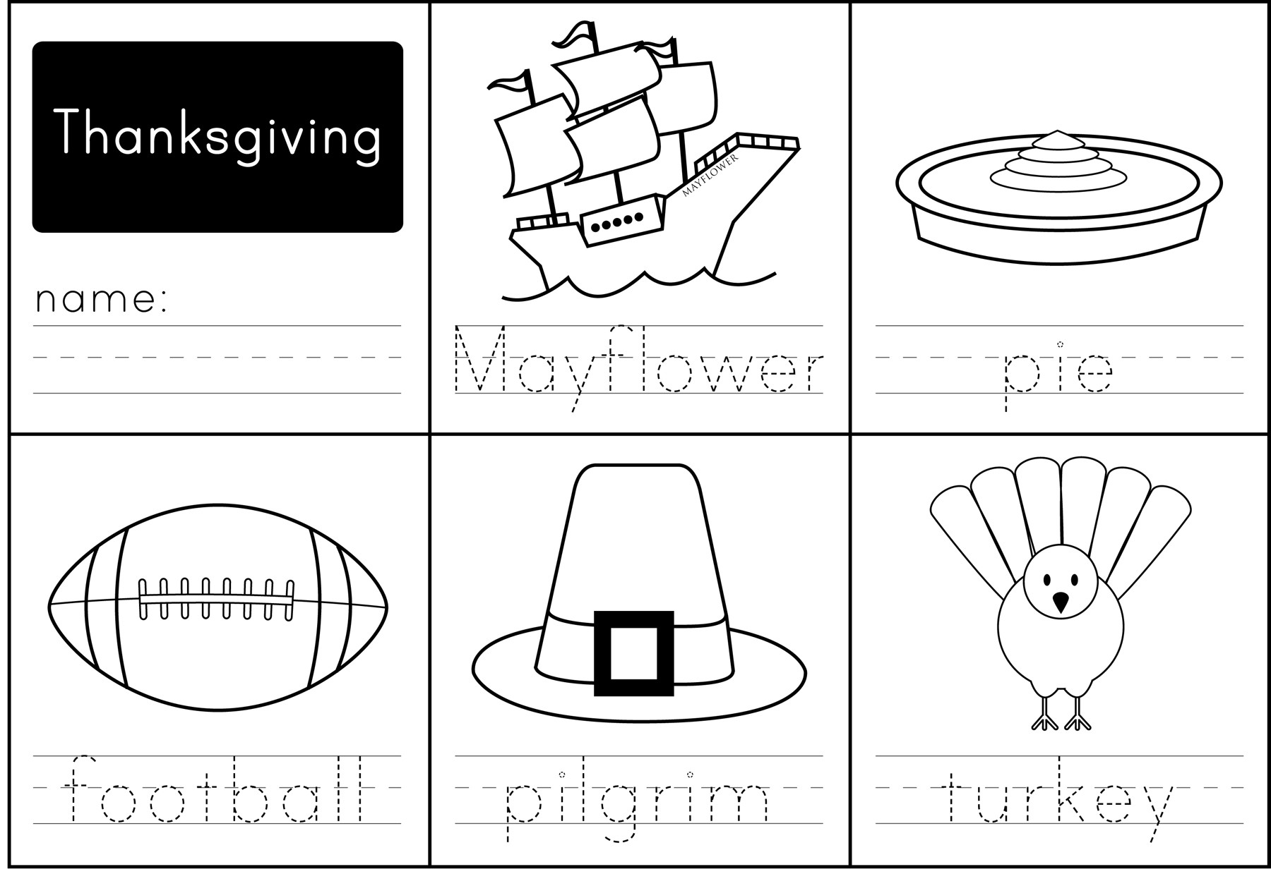 A Turkey For Thanksgiving Activities  Thanksgiving Activities Paging Supermom