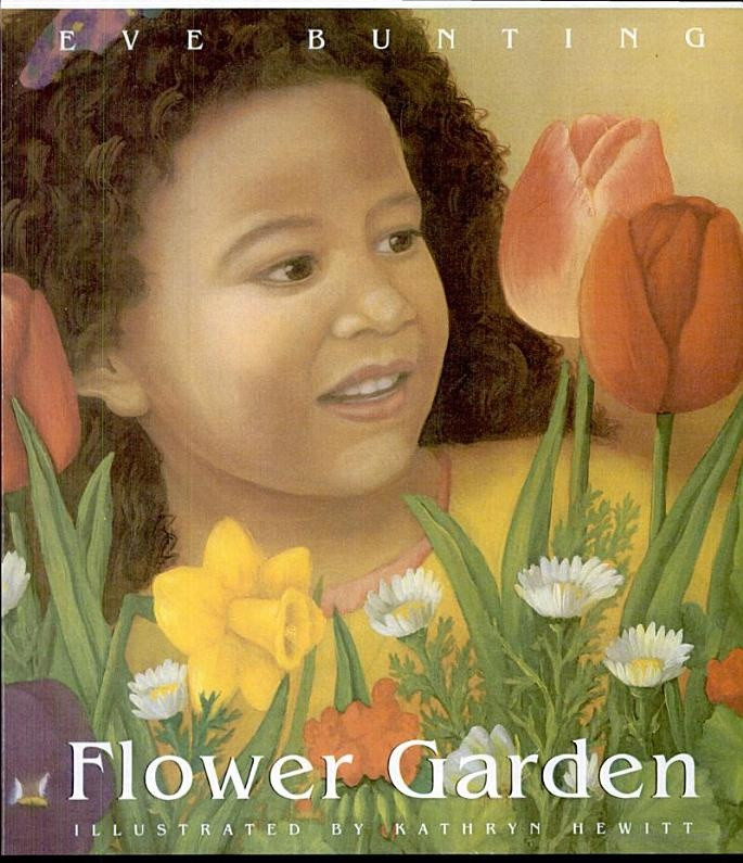 A Turkey For Thanksgiving By Eve Bunting  Flower Garden by Eve Bunting Kidz Books