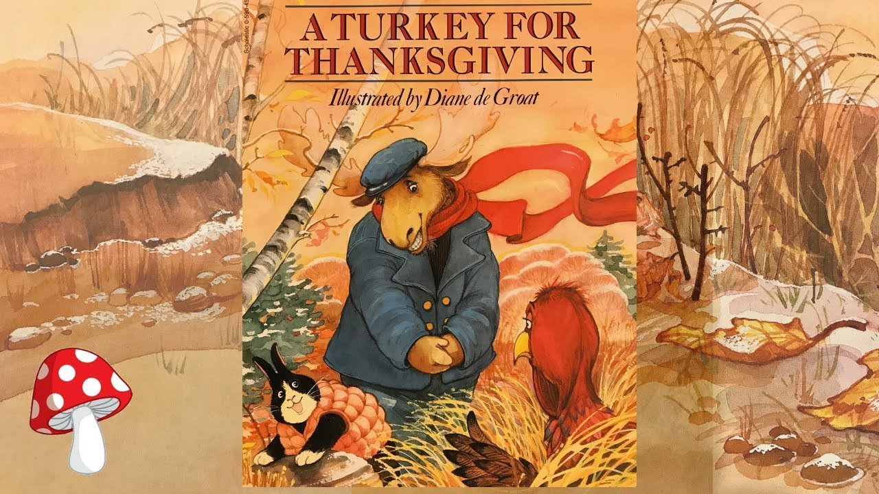 A Turkey For Thanksgiving By Eve Bunting  Turkey for Thanksgiving by Eve Bunting