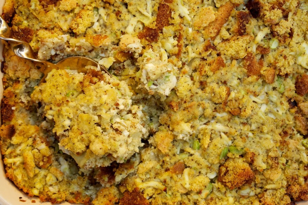 African American Thanksgiving Recipes  african american cornbread dressing