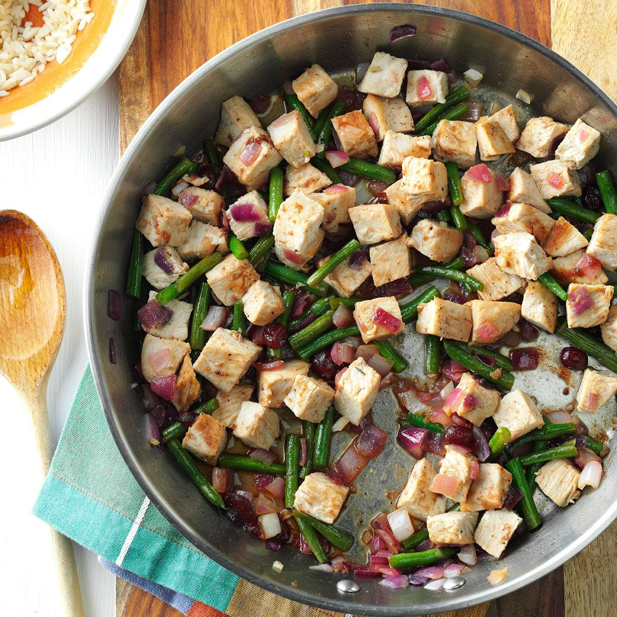 After Thanksgiving Turkey Recipes  Day After Thanksgiving Turkey Stir Fry Recipe