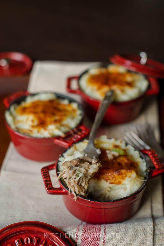 After Thanksgiving Turkey Recipes  Day After Turkey Shepherd s Pie