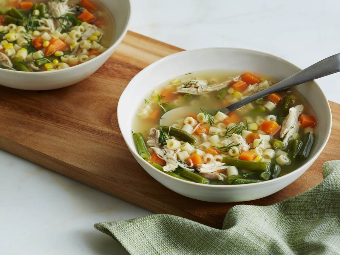 After Thanksgiving Turkey Recipes  Day After Thanksgiving Turkey Carcass Soup Recipe