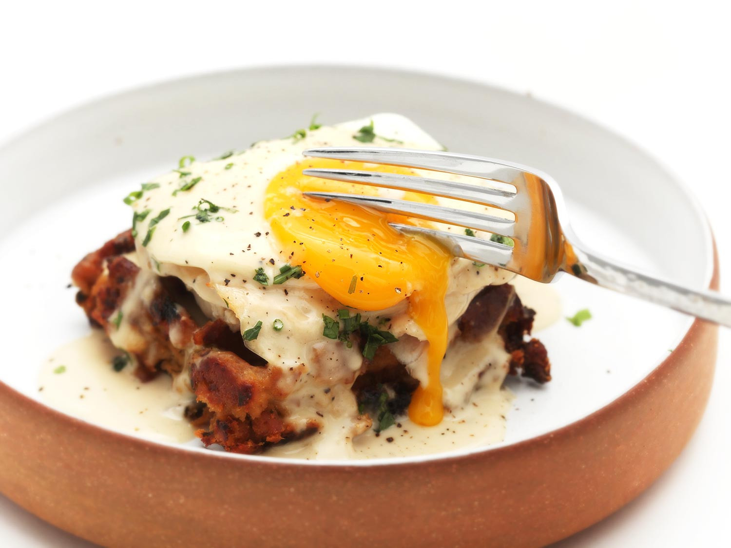After Thanksgiving Turkey Recipes  The Stuffing Waffle Croque Madame The Ultimate Day After