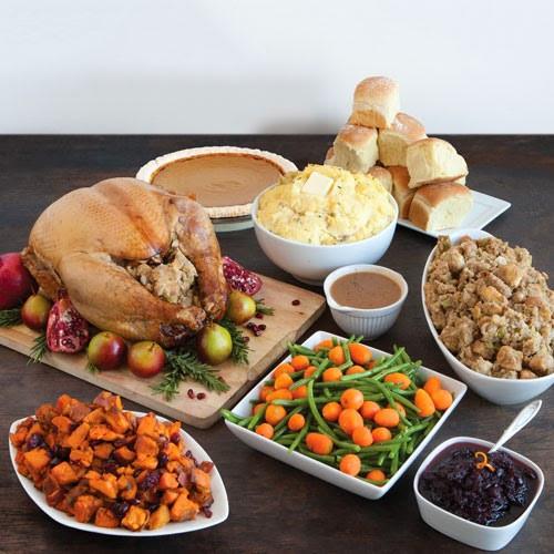 Albertsons Thanksgiving Dinners Prepared  safeway christmas ham dinner