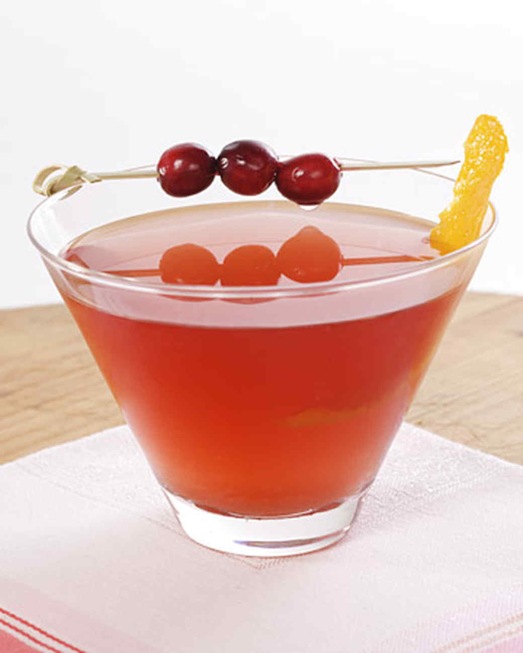 Alcoholic Thanksgiving Drinks  Thanksgiving Cocktail and Drink Recipes