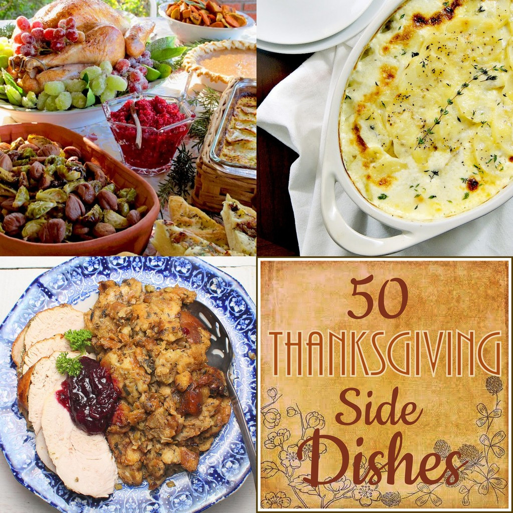 Amazing Thanksgiving Side Dishes  Turkey Trimmings 50 Amazing Thanksgiving Side Dishes