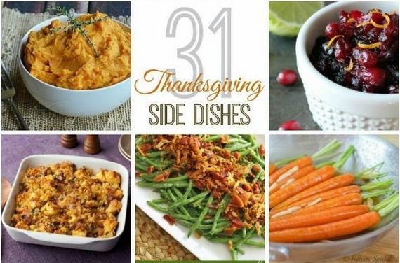 Amazing Thanksgiving Side Dishes  Amazing Thanksgiving Side Dishes