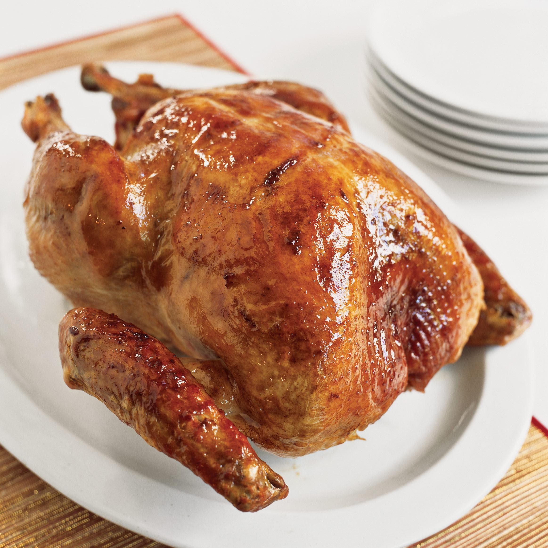 American Test Kitchen Thanksgiving Turkey  Roast Salted Turkey