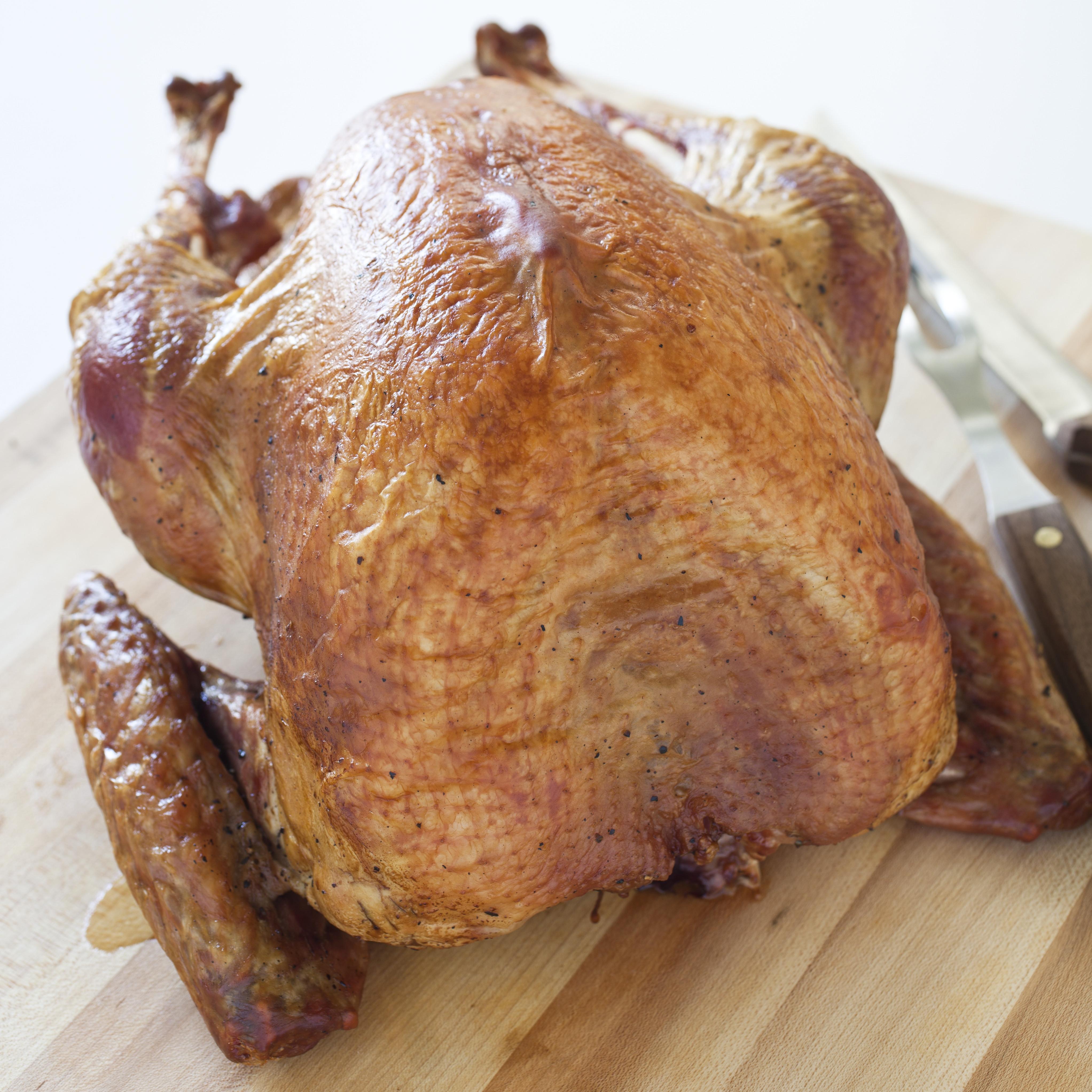 American Test Kitchen Thanksgiving Turkey  Simple Grill Roasted Turkey
