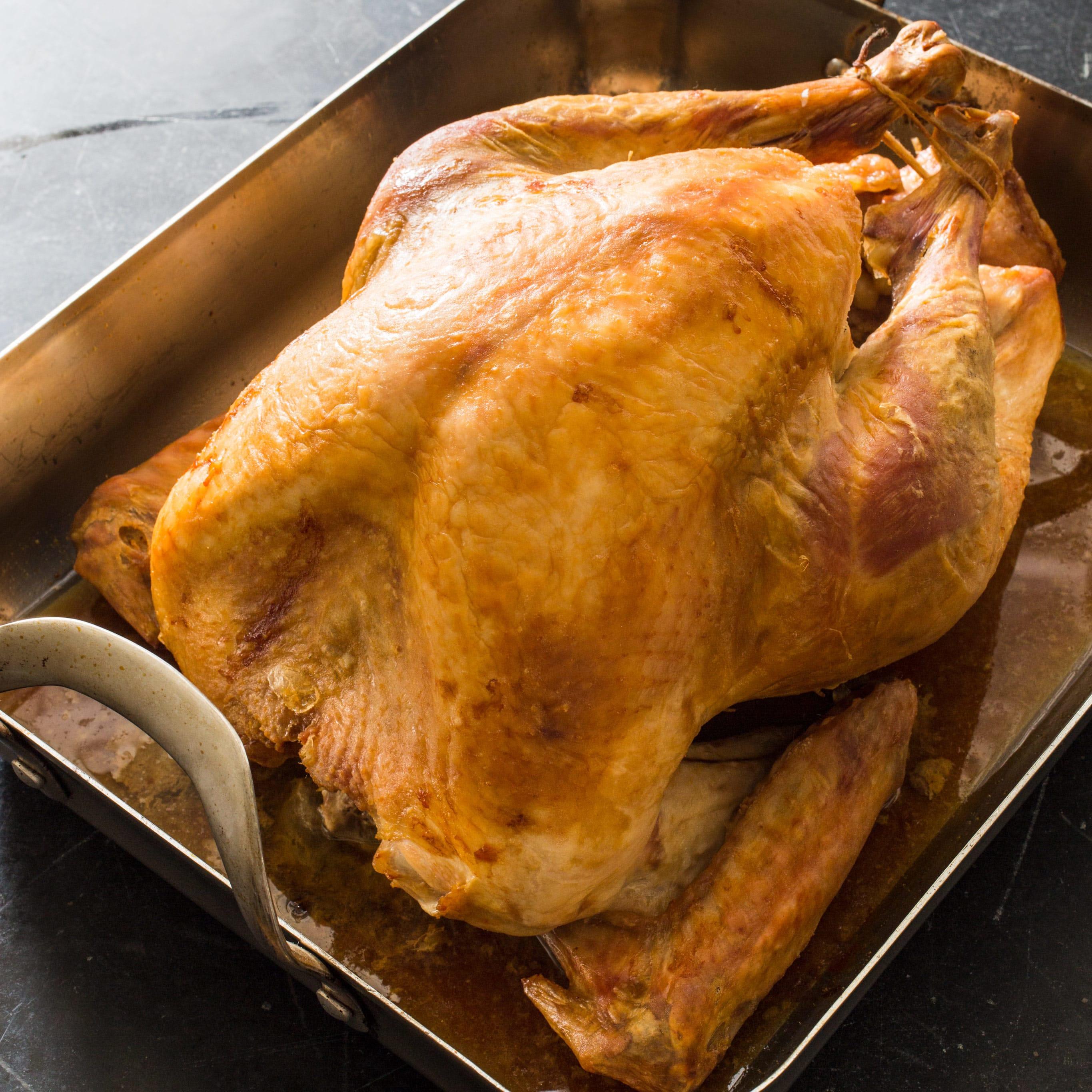 American Test Kitchen Thanksgiving Turkey  Easier Roast Turkey and Gravy