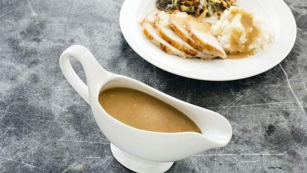 Americas Test Kitchen Thanksgiving Turkey  How to make solid turkey gravy before Thanksgiving Day