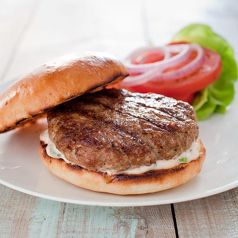 Americas Test Kitchen Thanksgiving Turkey  Juicy Grilled Turkey Burgers