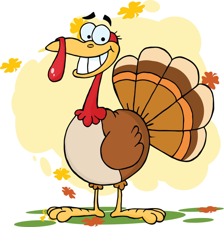 Animated Thanksgiving Turkey  Friday Feature steinbronn
