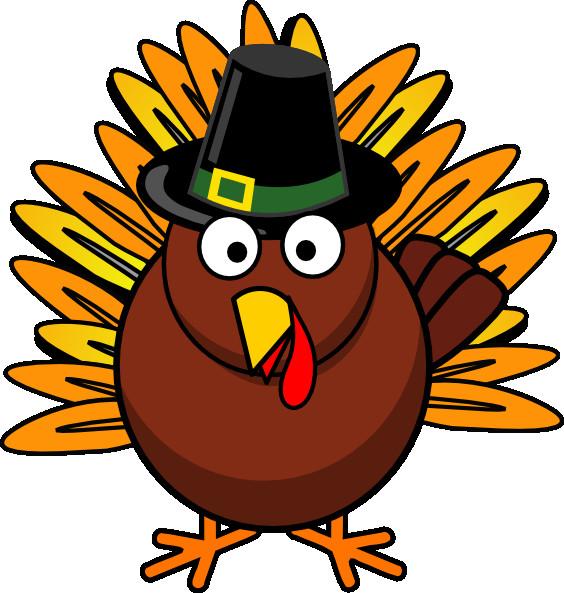 Animated Thanksgiving Turkey  Thanksgiving Turkey Clip Art at Clker vector clip