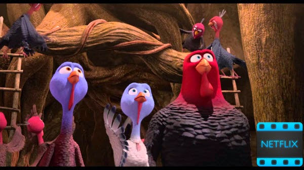 Animated Thanksgiving Turkey Movie  Netflix Thanksgiving Movies 2014 10 s you can Stream
