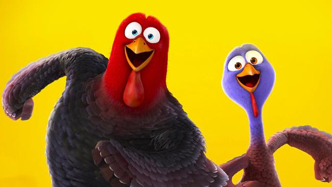 Animated Thanksgiving Turkey Movie  5 Best Animated Movies to Watch on Thanksgiving