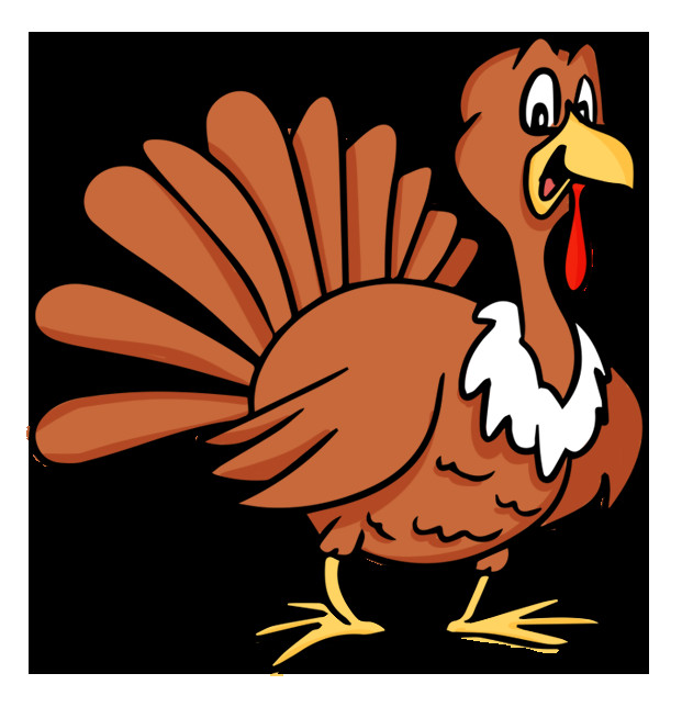 Animated Thanksgiving Turkey  Turkey Clipart Dr Odd