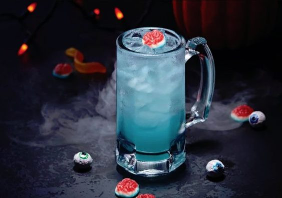 Applebees Halloween Drinks  Applebee s $1 Zombie Cocktail Month
