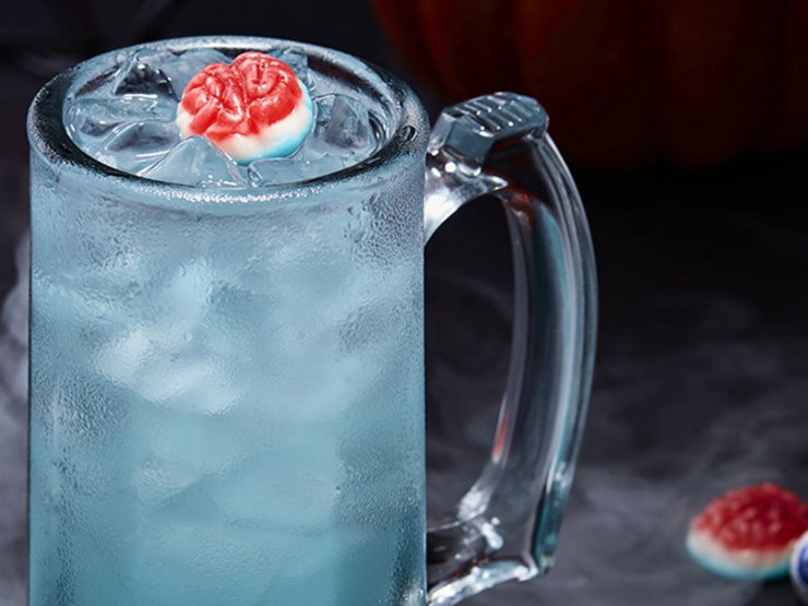 Applebees Halloween Drinks  Applebee s new boozy Zombie drink is only a dollar INSIDER