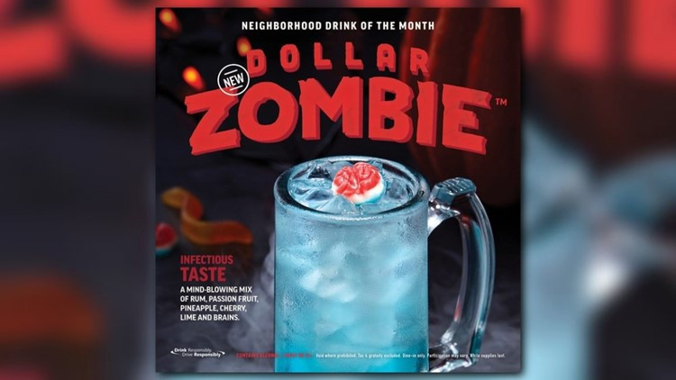 Applebees Halloween Drinks  Inland Northwest Applebee s locations serve up Dollar