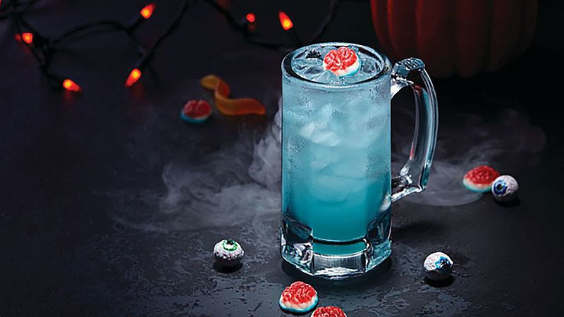 Applebees Halloween Drinks  Applebee's offering $1 'zombie' cocktail in time for