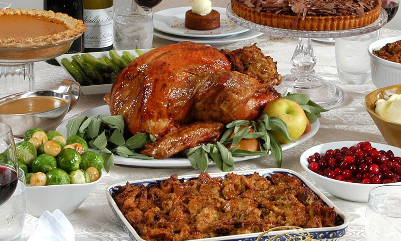 Atlanta Thanksgiving Dinners  103 West Atlanta's Go To Place for Special Events