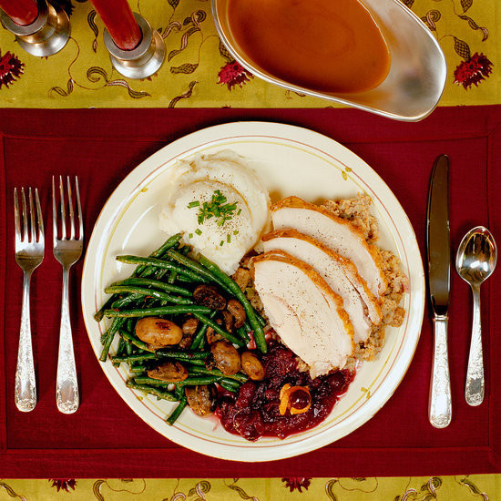 Average Thanksgiving Turkey Weight  Lighter Mashed Potatoes and Other Classic Thanksgiving