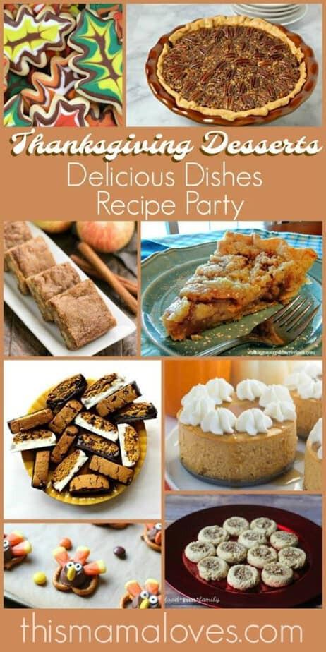 Awesome Thanksgiving Desserts  Amazing Thanksgiving Dessert Recipe Ideas