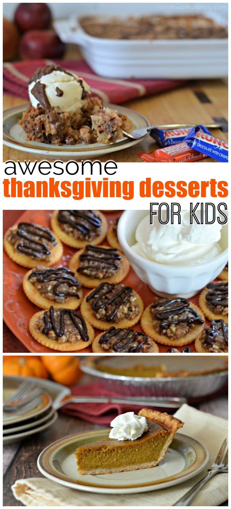 Awesome Thanksgiving Desserts  How to Make 11 Awesome Thanksgiving Desserts For Kids