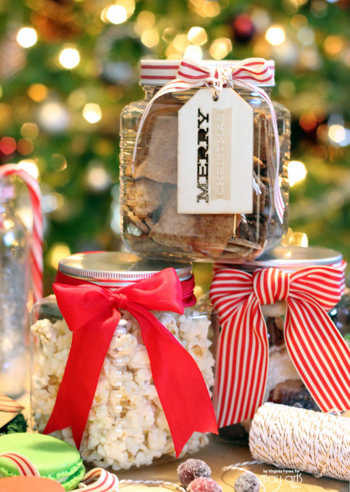 Baking Gifts For Christmas  Wrapping Up your Christmas Baking Gifts FYNES DESIGNS